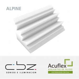 Trampa Alpine Premium Blanco Ignífuga