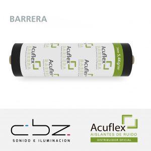 Barrera 5,4Kg Rollo 5M2