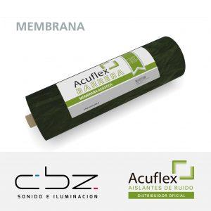Barrera Membrana Acústica 5,2Kg Rollo 5M2