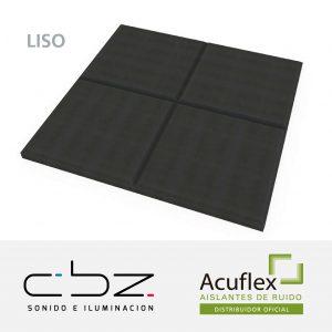 Liso Basic Gris Topo 25mm 49x49cm