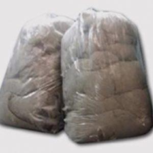 Lana de Roca Mineral Bulto 20Kg Granel