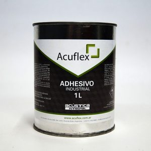 Adhesivo Industrial Acuflex 1Lts