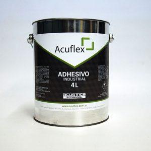 Adhesivo Industrial Acuflex 4Lts